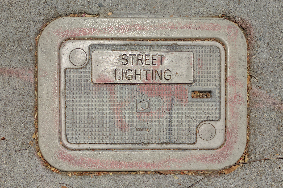 street lighting utility cover veyant