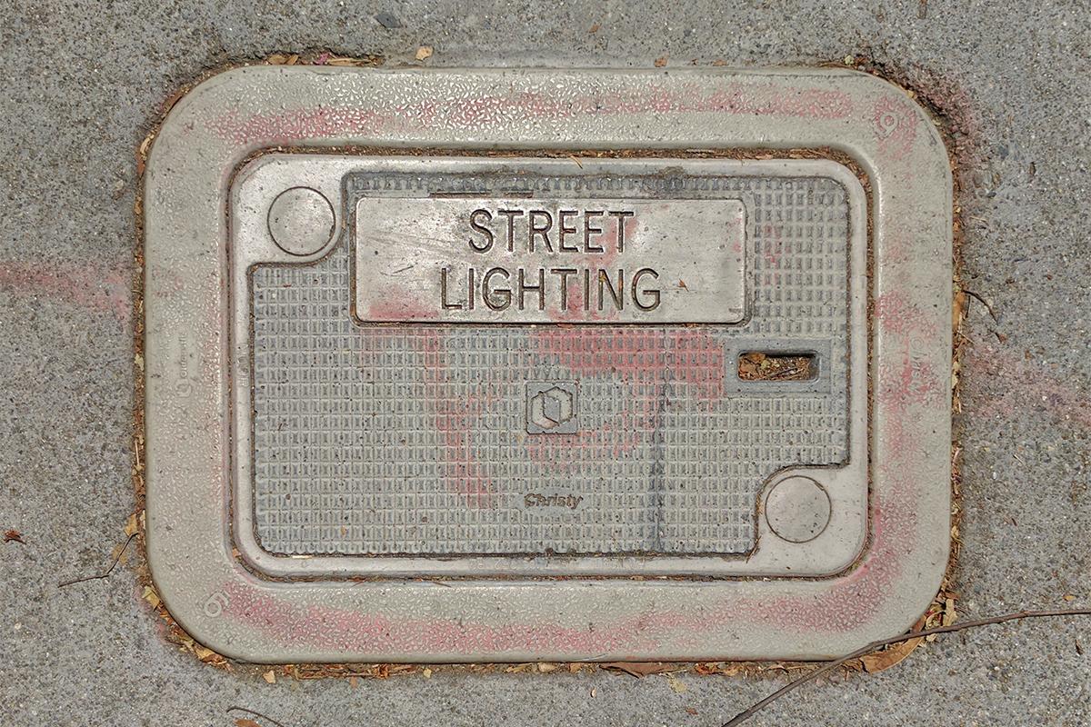 street lighting utility cover veyant