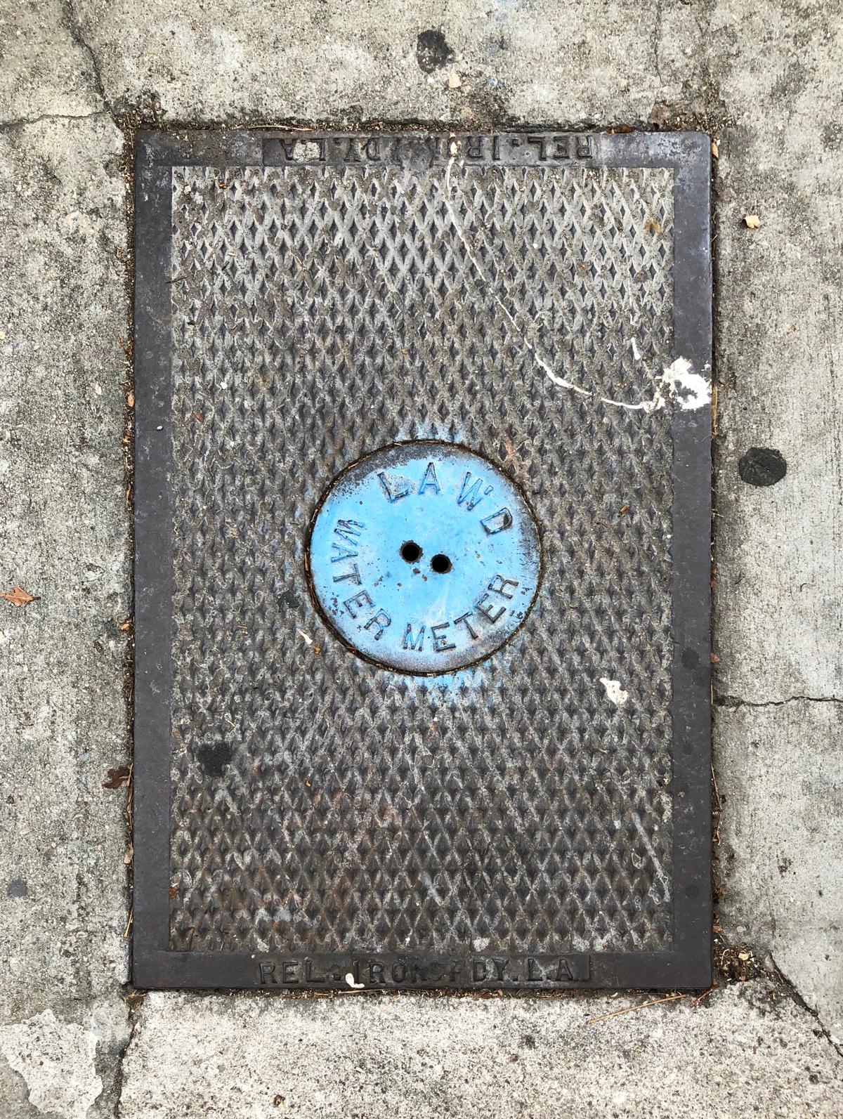 LAWD Water meter